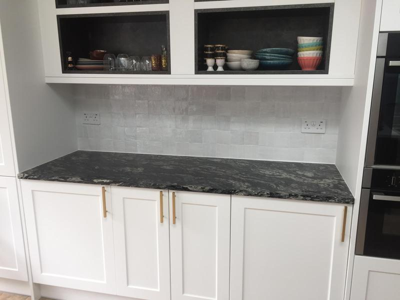 Image 14 - New tiled splash back