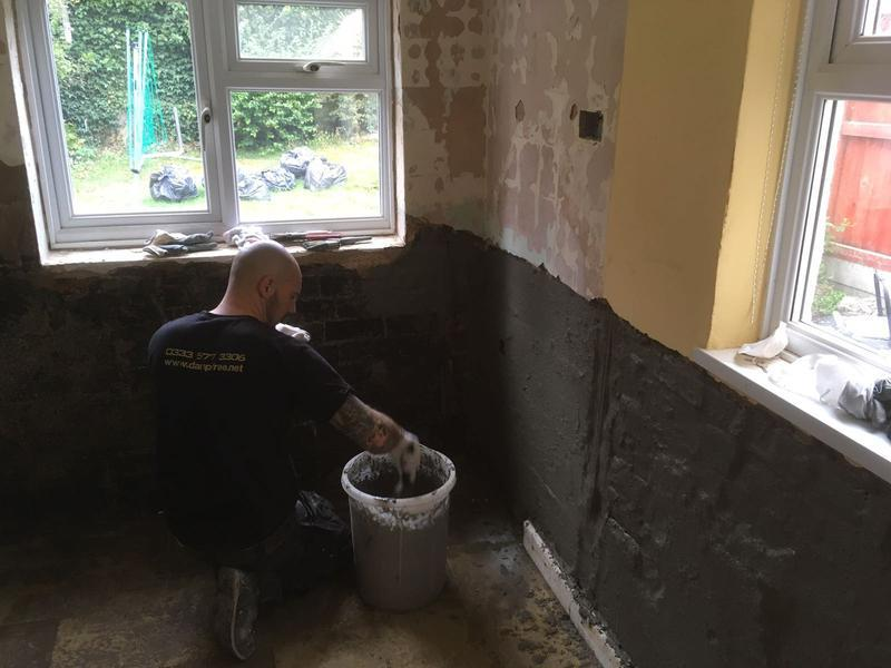Image 2 - Damp Proofing.