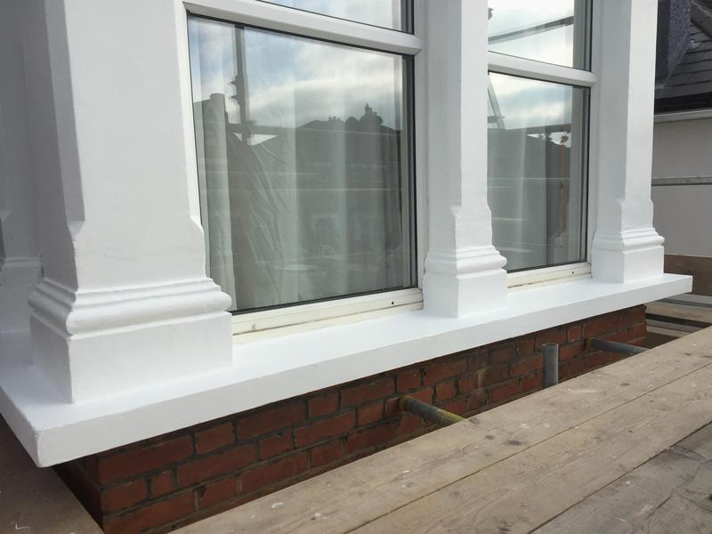 Image 15 - Bay window after refurbishment