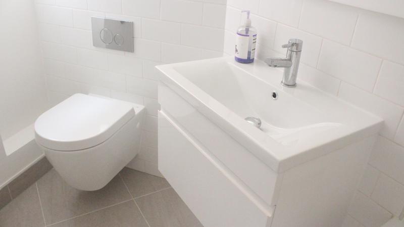 Image 41 - Toilet Kitchen Refurbishment