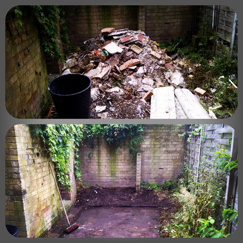 Image 8 - Before and After Rubbish Removal