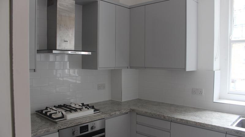 Image 40 - Toilet Kitchen Refurbishment