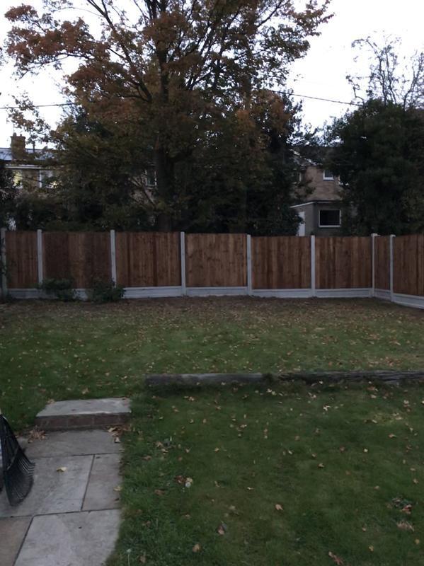 Image 45 - Fencing