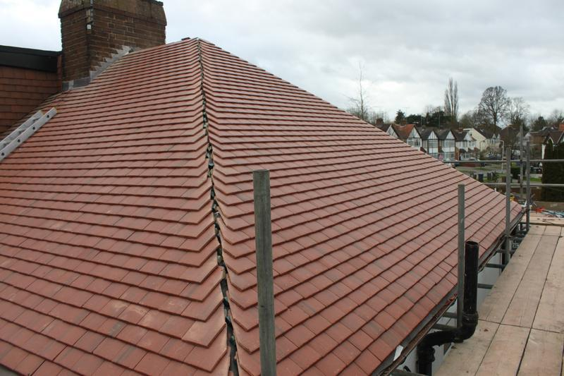 Image 49 - New Tiled Roof
