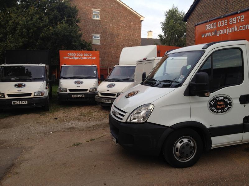 Image 9 - Some Junk Vans