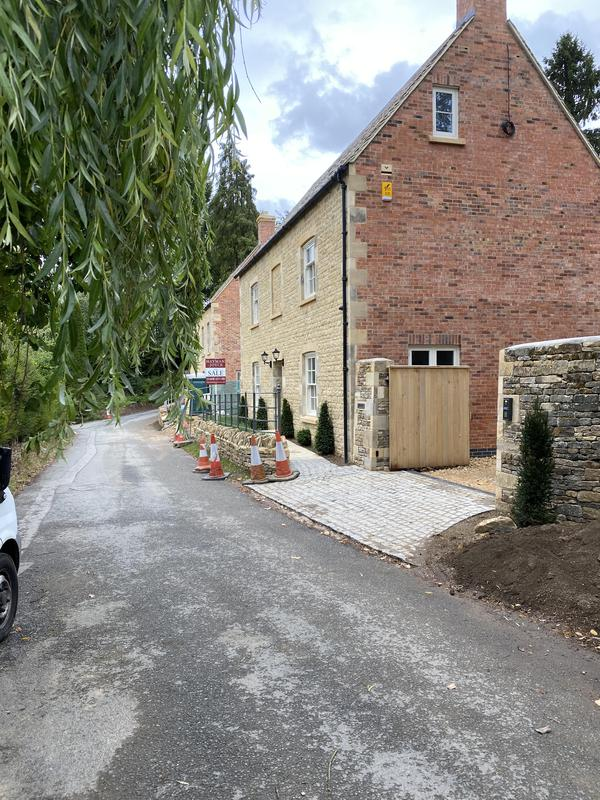 Image 1 - 3. New Build (groundworks, structural and masonry works) - completed