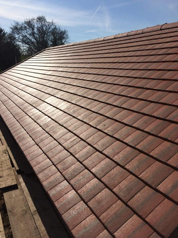 Image 8 - new roof to house in canterbury