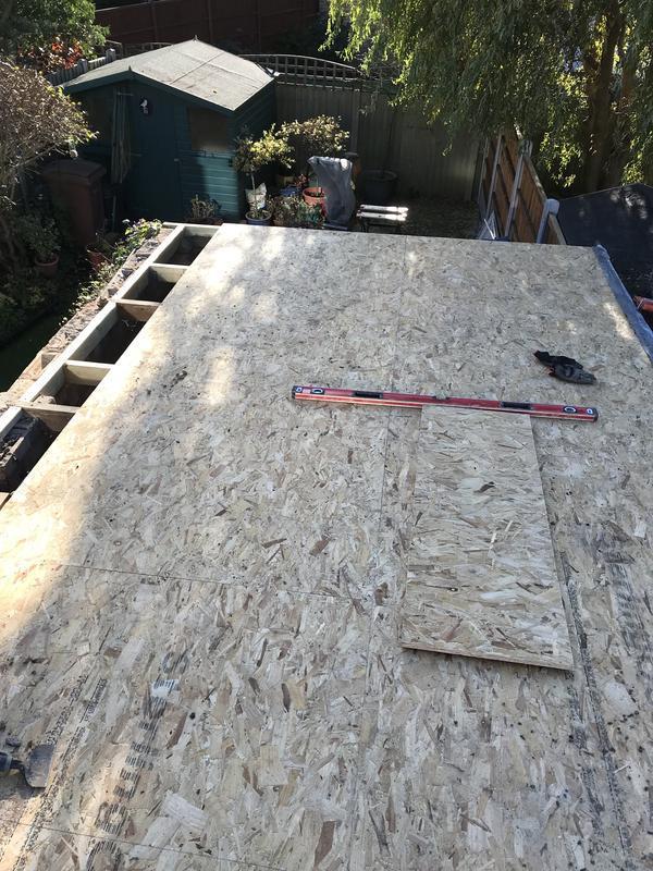 Image 50 - New Garage Roof
