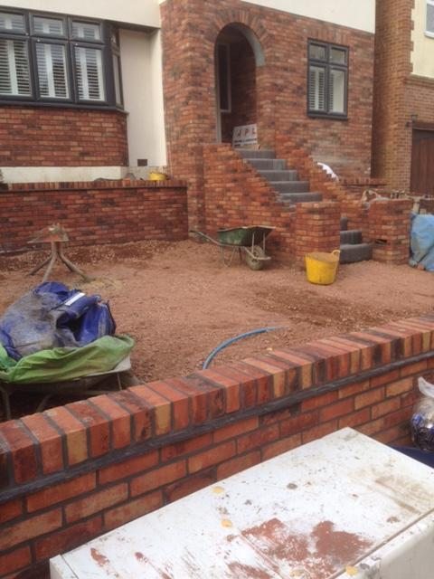 Image 15 - Large landscaping extension after internal build
