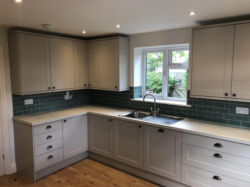 Image 14 - Cottage kitchen refurbishment in Rdbourn, St.Albans.