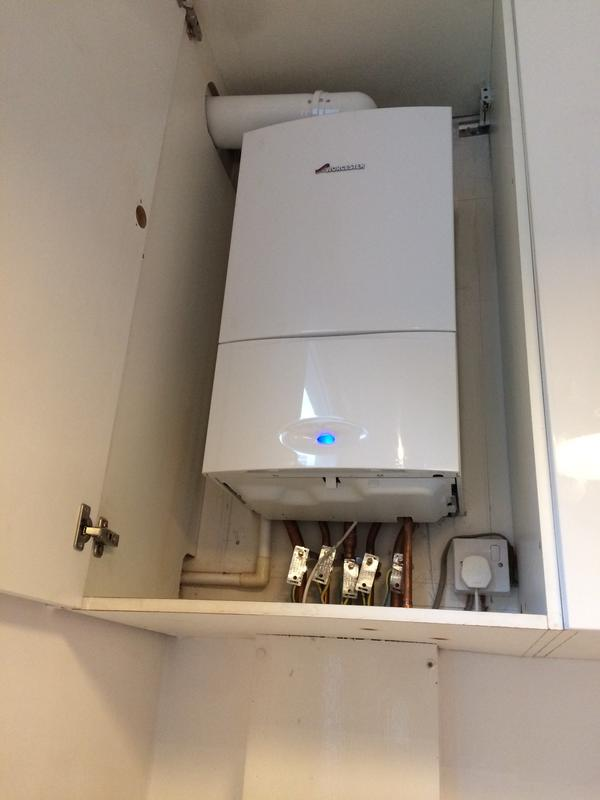 Image 7 - New worcester boiler fitted