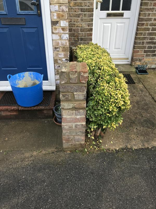 Image 55 - Brick Pillar