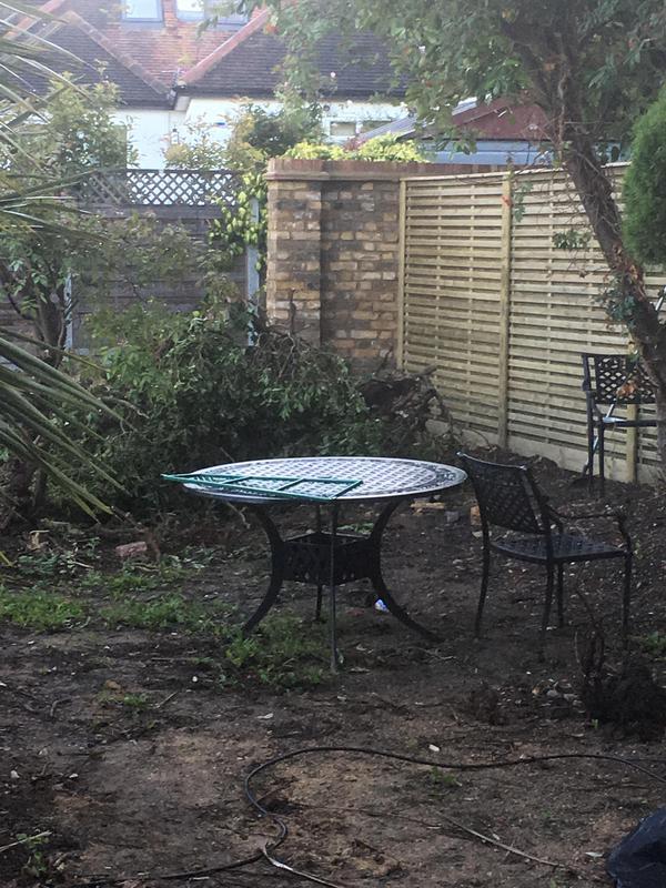 Image 24 - Garden fence