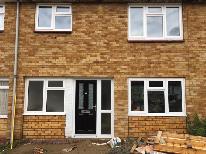 Image 14 - Replacement windows and doors installed to this property in Basildon