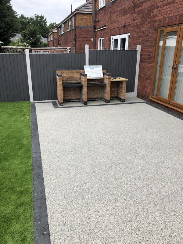 Image 3 - Resin Patio Completed