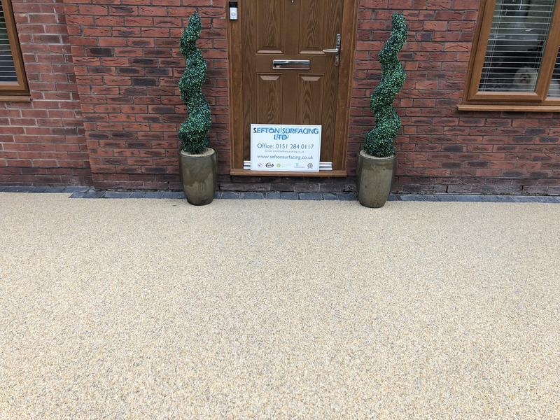Image 2 - Resin Driveway Completed