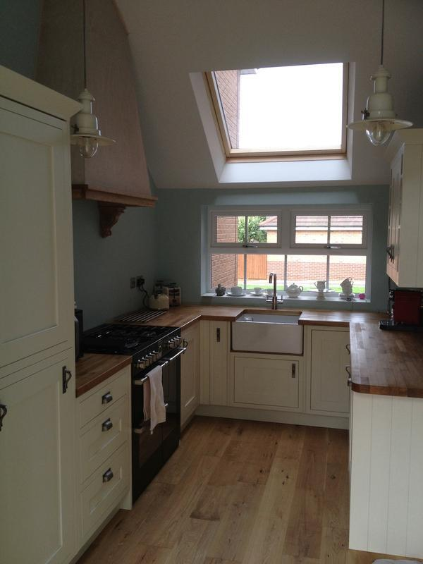 Image 37 - kitchen supplied and fitted to garage extension