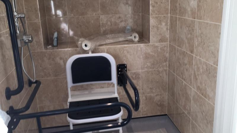 Image 49 - Disabled shower room in Dagengham