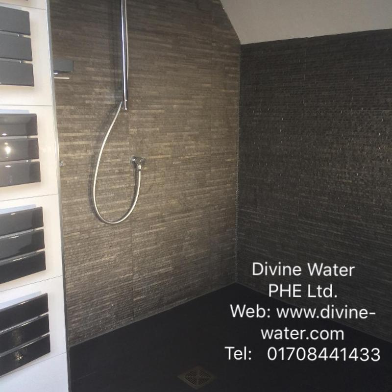 Image 108 - Wet room installation  in Upminster