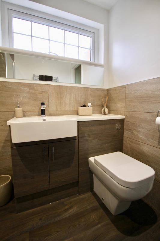 Image 3 - Stevenage bathroom.