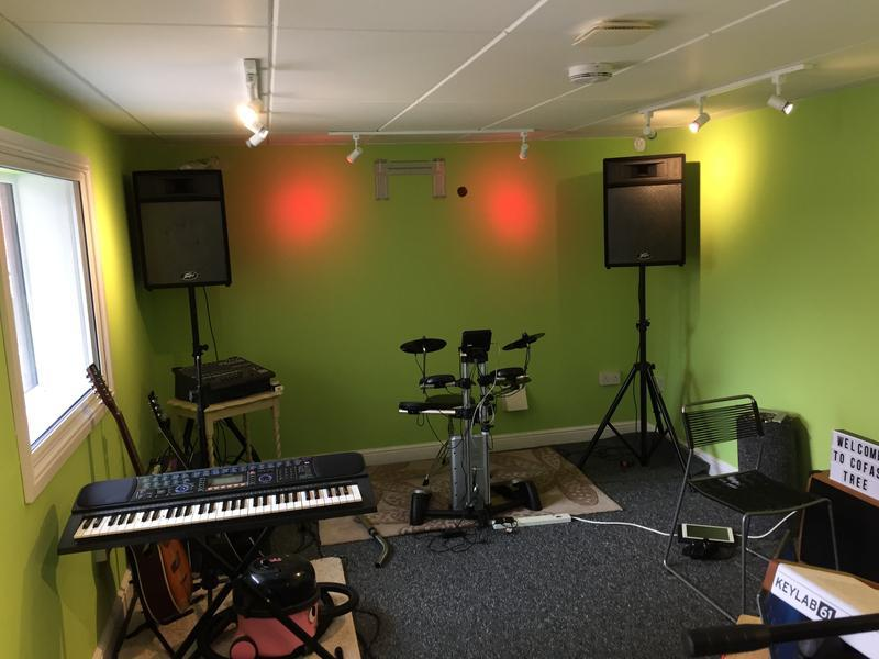 Image 3 - Studio and music practice room