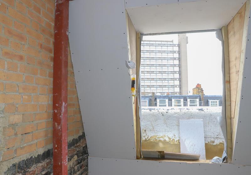 Image 16 - house refurbishment & roof mansard