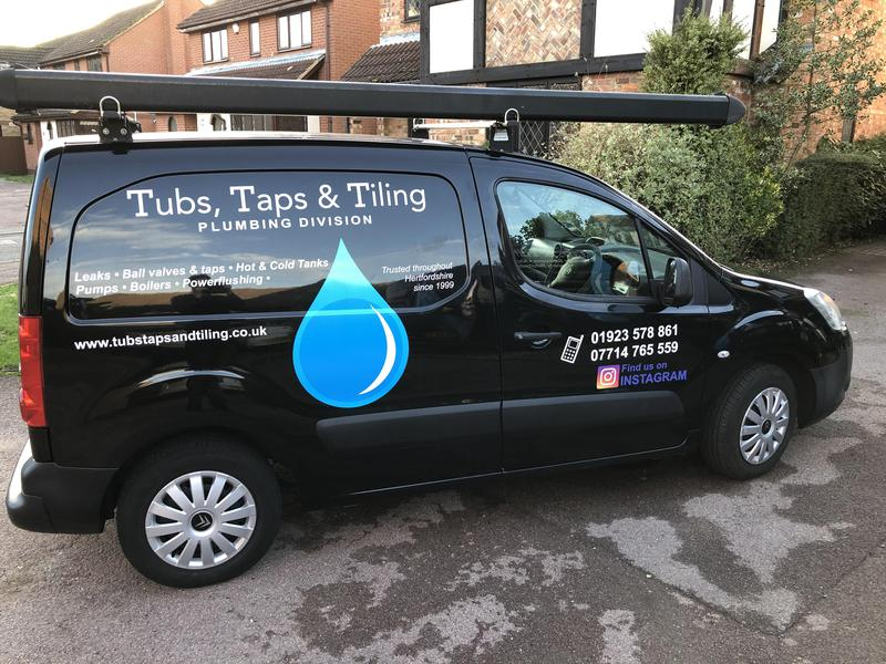 Tubs Taps and Tiling logo