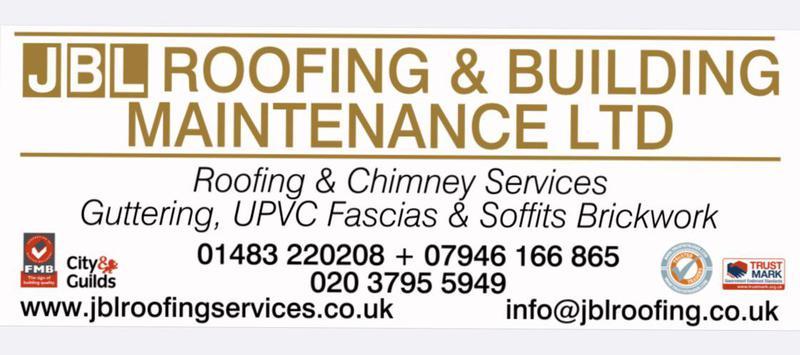 JBL Roofing & Building Maintenance logo
