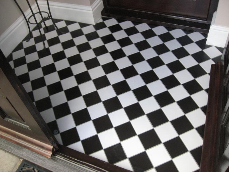 Image 11 - Tiled floor