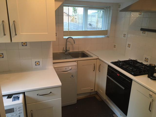 Image 23 - Kitchen replacement in Balham before photo.