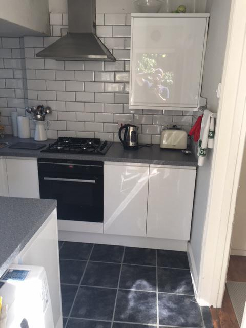 Image 22 - Kitchen replacement in Balham after photo.