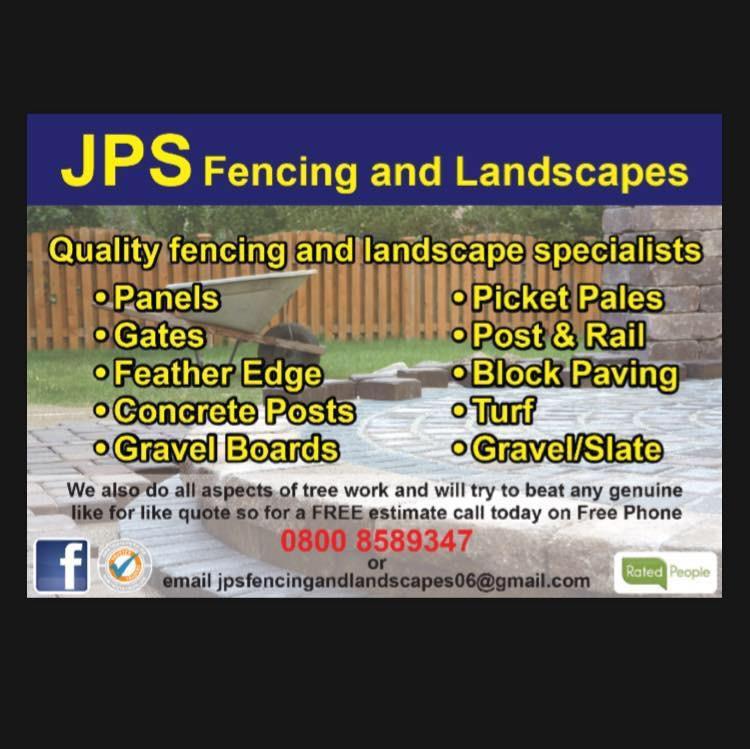 JPS Fencing & Landscapes logo