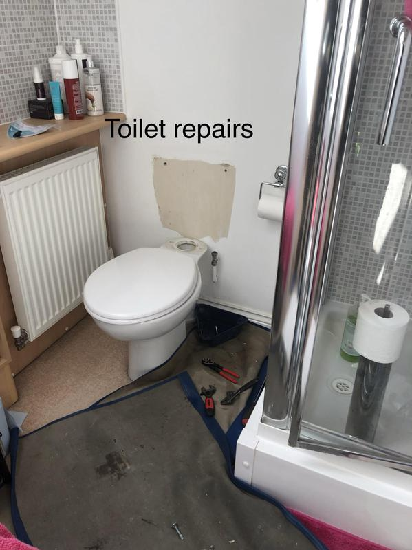 Image 39 - Toilet repairs. We can upgrade your toilet to  modern dual flush water saving syphon and fill valve