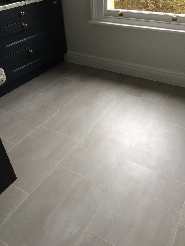 Image 3 - Karndean opus with grout strip
