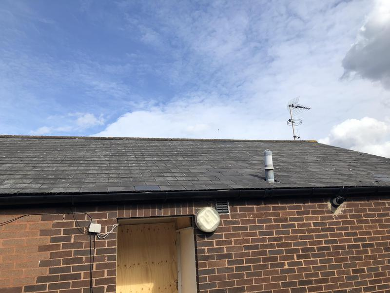 Image 6 - Asbestos Roof Tiles