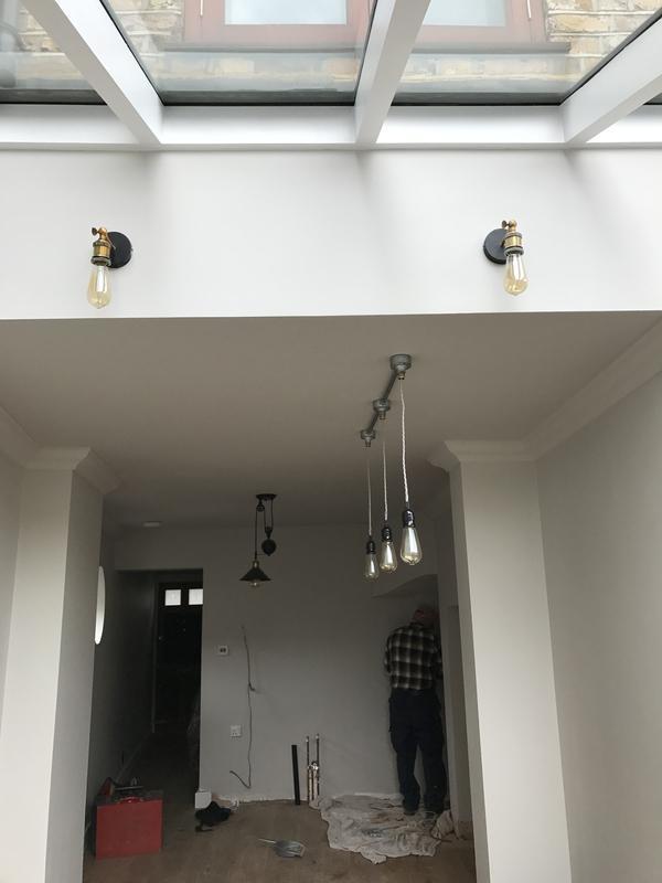 Image 2 - Kitchen rewire