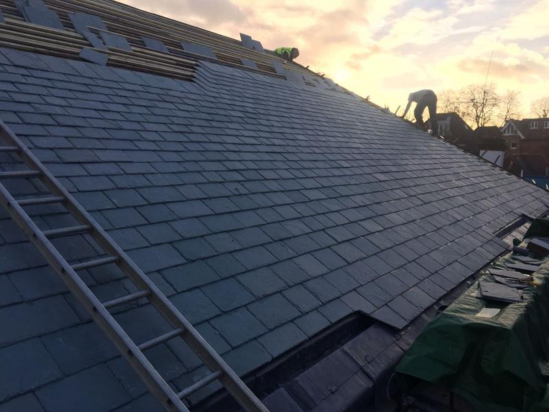 Image 19 - Complete roof Hampstead London