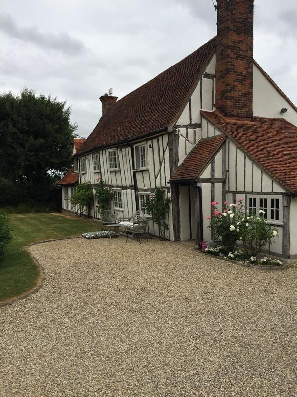 Image 3 - Grade 2 listed house in Felsted.Window repairs