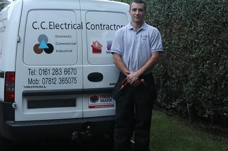 CC Electrical (Manchester) Ltd logo