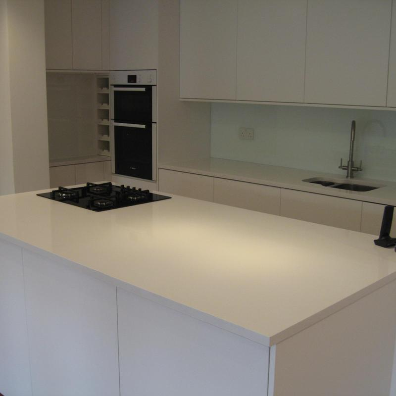 Image 6 - Quartz worktop