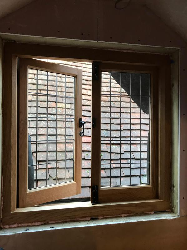 Image 22 - Solid oak windows on 17th century made and fitted