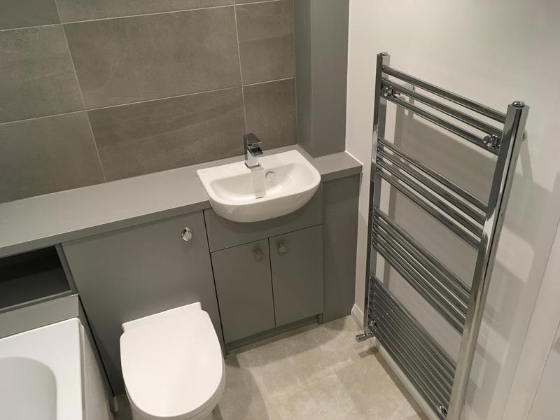 Image 115 - New build Bathroom installation in Dagenham. RM82JH