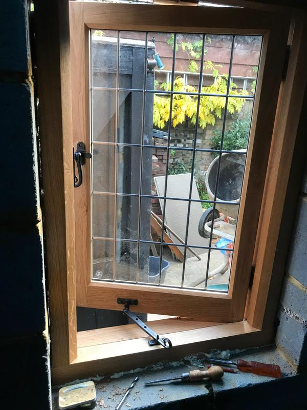 Image 16 - Solid oak windows made and fitted