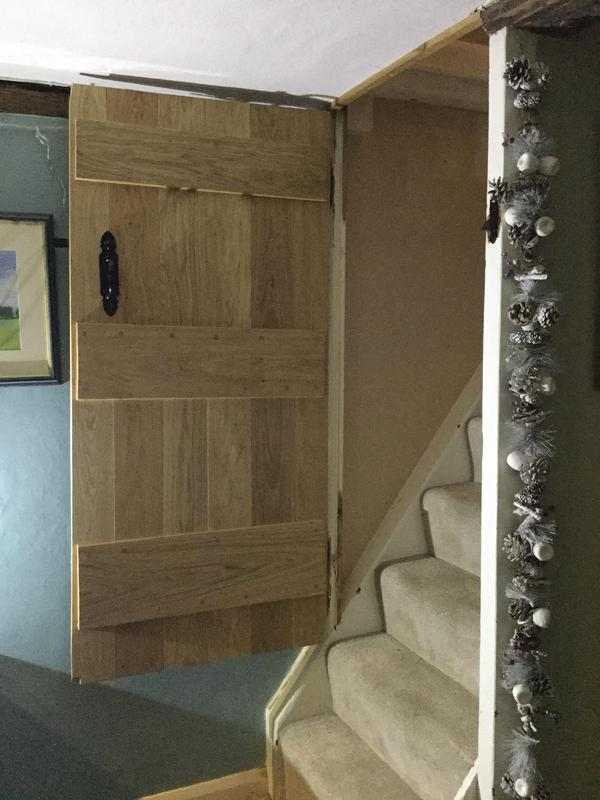 Image 17 - Solid oak internal doors made and fitted