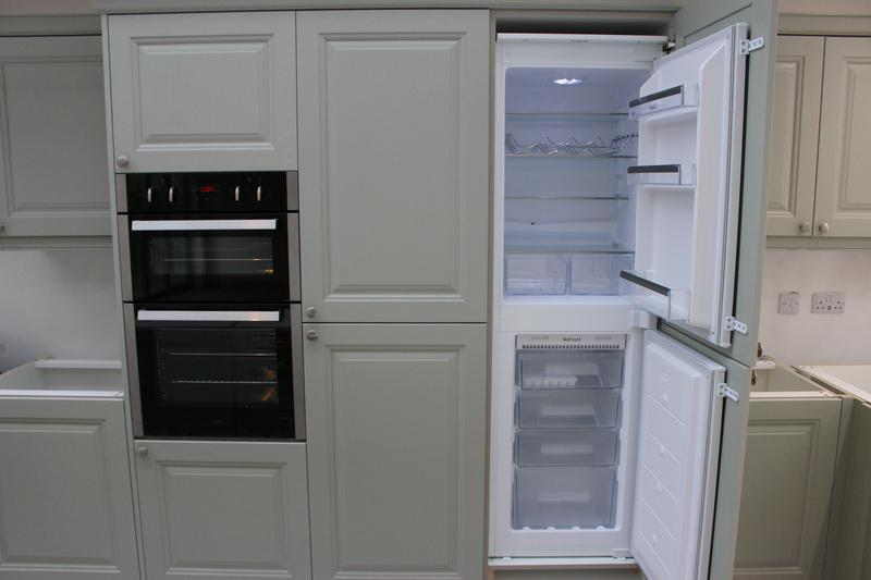 Image 33 - Kitchen cupboards and aplliances installed