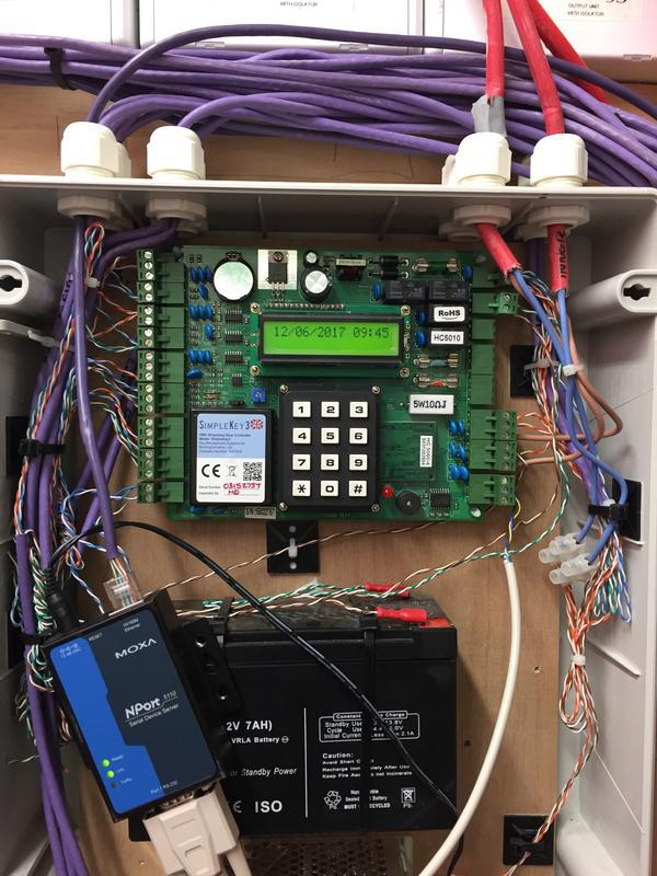 Image 25 - Fault finding on Access Control board