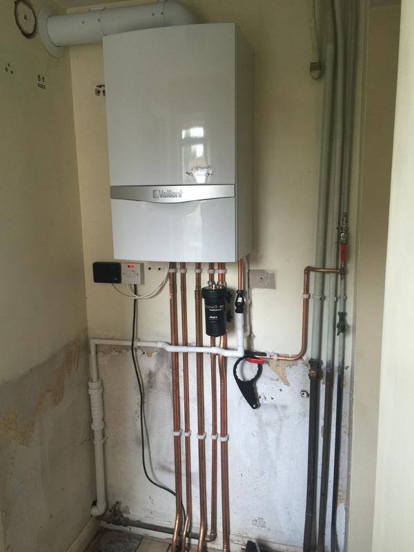 Image 22 - Boiler Installation in Islington