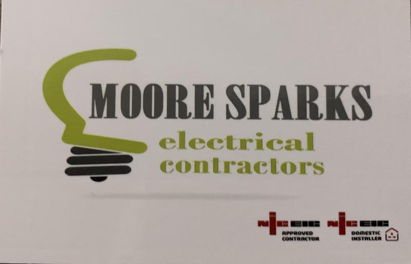Moore Sparks Electrical Contractors logo