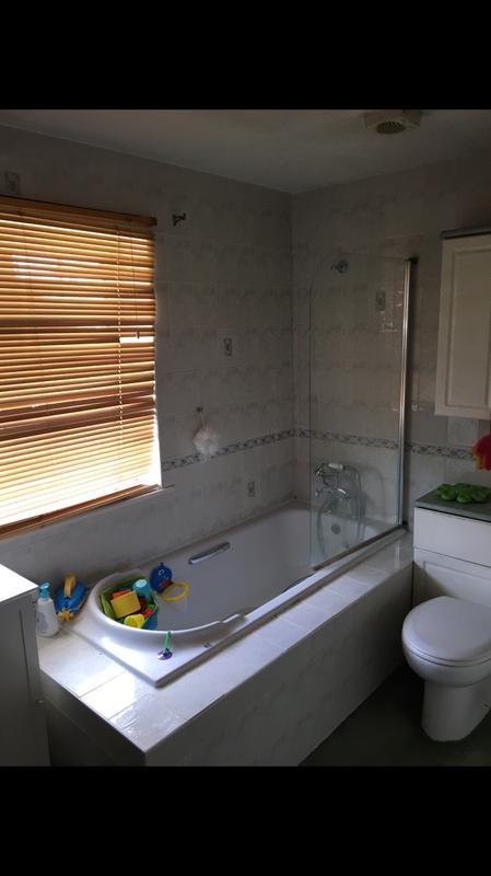 Image 1 - Before bathroom renovation