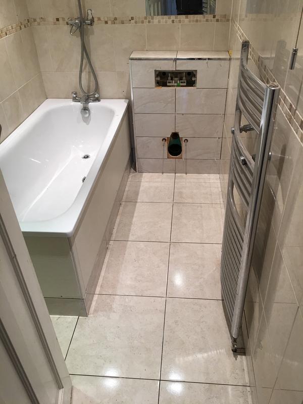 Image 61 - Bath refurb in Loughton